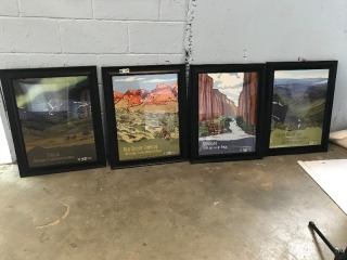 Neat state park framed pictures