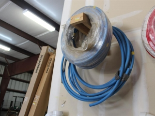 Lot of Uponor Blue ¾ Conduit.