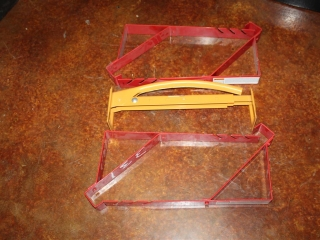 Lot of Assorted Roof Brackets