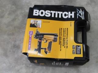 "Bostitch 3/4""- 1 ½"" 19-38mm cap stapler kit. Model# SL1838BC Unused"