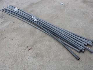 """Approximately (11) 1""""X10' Schedule 80 PVC"""