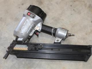 Porter Cable air powered nail gun Model# FC350A