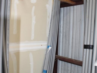 """Approximately (8) 3/4""""""""X10' Schedule 80 PVC, Approximately (10) ½""""X10' Schedule 80 PVC"""