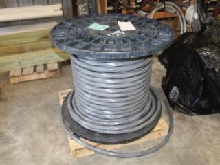 Lot Of SER 4 AWG – 4 AWG -4 AWG -2 AWG Aluminum Approx 250ft