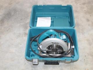 Makita Elect. Circular Saw Model# 5007F W/ Box