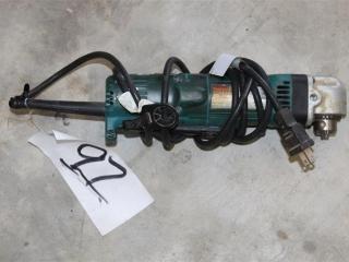 Makita Elect. Right Angle Drill Model# DA3010F