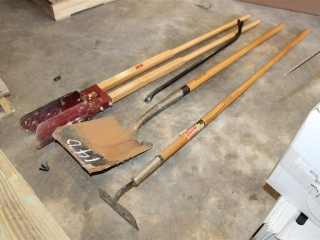 Small Lot Of Hand Tools