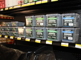 Lot of Assorted  CAMO Premium Deck Protech Coated Screws