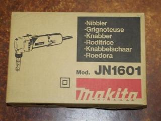 (1) Makita Nibbler Model JN1601