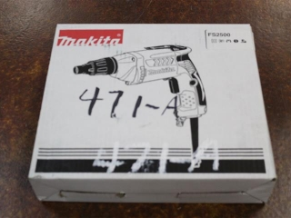 (1) Makita Electric Screwdriver Model FS2500