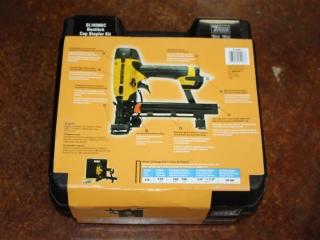 (1) Stanley BOSTITCH Cap Stapler Kit Model SL1838BC