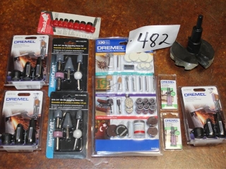 Lot of Assorted Sharpening Kits,etc.