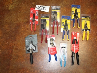 Lot of Assorted Trimmers and Snips