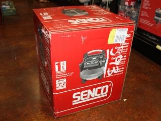 (1) Senco 6 Gallon Compressor Model PC1280