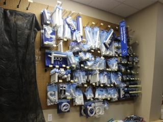 Large Lot of Misc Plumbing Parts