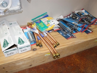 Lot of Misc Hot Water Heater Parts