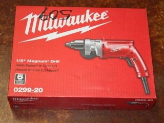 "(1) Milwaukee 1/2"" Magnum Drill Model 0299-20"