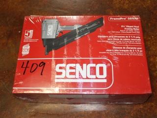 "(1) Senco 3 1/4"" Clipped Head Framing Nailer Model FramePro 325XP"