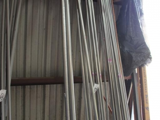 Misc Lot of Galvanized 10' Pipe