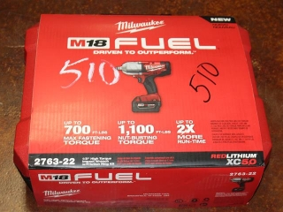 (1) Milwaukee Sawzall Recip Saw Model 2720-20