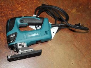 (1) Makita Top Handle Jig Saw Model 4350FCT