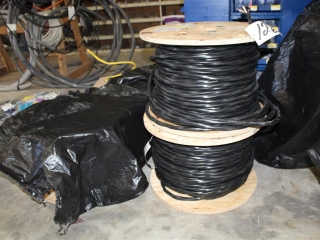 Lot Of NMB 6/3 Wire W/ Ground 600v Approx 900ft