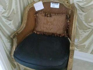 Black cushion barrel