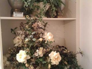 Lot of decorative artificial