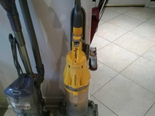 Dyson DC07 all floors vacuum only