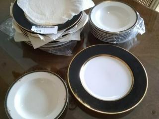 Renaissance china and a set of