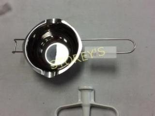 Camping pot & kitchen aid mixer accessory