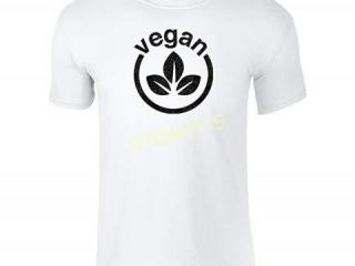 Vegan Tee - Size M