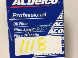 AC Delco Professional Oil Filter