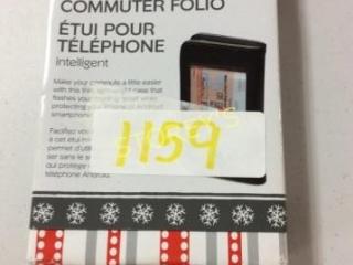 Smartphone Commuter Folio