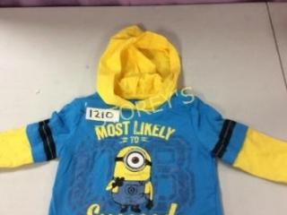 Children's Minion Shirt - Size 2T