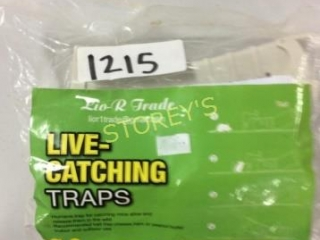 Live-Catching Traps
