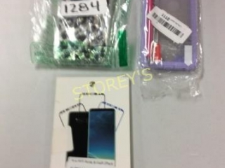 3 pc - 2 Phone Cases & Screen Protector