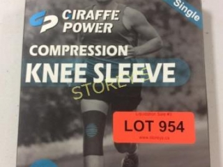 Compression Knee Sleeve - Size M