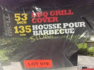BBQ Grill Cover 53""