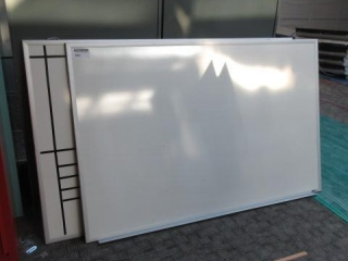 (2) White Boards, approximate 72
