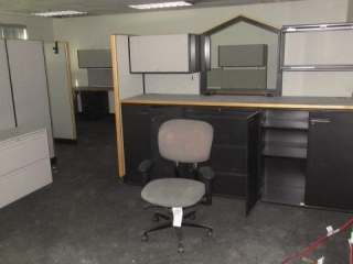 Modular Office Furniture as Photographed.