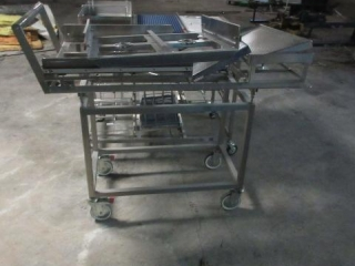 Glassware Cart as photographed