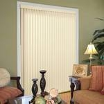 Lot of 5 boxes Hampton Bay Heather Buff 3.5 in. Vertical Blind - 78 in. W x 84 in. L New 2 FOR CASES