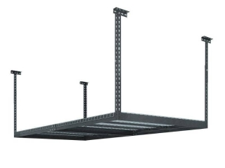 NewAge Products Performance 96 in. L x 48 in. W x 42 in. H Adjustable VersaRac Ceiling Storage Rack in Gray lot of 2 new