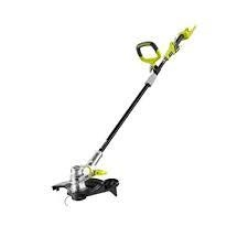 Ryobi 40-Volt Lithium-Ion Cordless String Trimmer/Edger - 2.6 Ah Battery and Charger Included not used