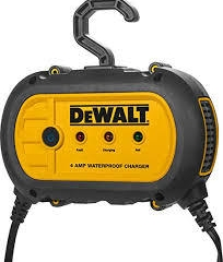 Dewalt 4 amp Professional Waterproof Battery Charger  in like new condition