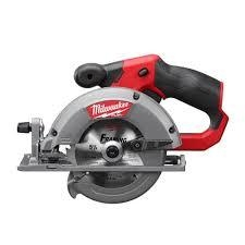 Milwaukee High Performance Cordless Circular Saw: 12V, 5 3/8 in Blade Dia, TOOL ONLY  in like new condition