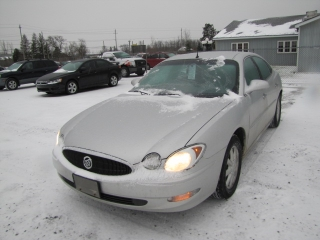 2005 BUICK ALLURE CXL 237175 KMS