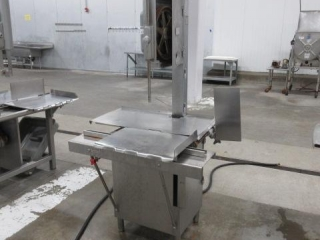 Hobart 5614 Commercial Stainless Steel Bandsaw