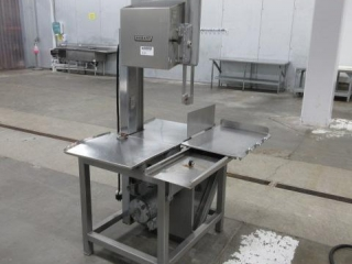 Hobart 5701D Commercial Stainless Steel Bandsaw